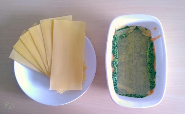 Lachs-Spinat-Lasagne 5