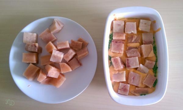 Lachs-Spinat-Lasagne 7