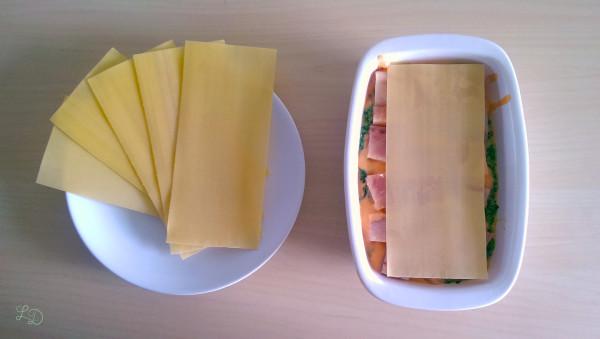 Lachs-Spinat-Lasagne 8