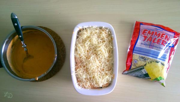 Lachs-Spinat-Lasagne 9