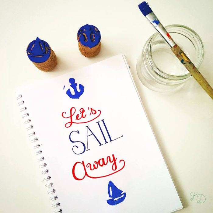 Let´s Sail Away