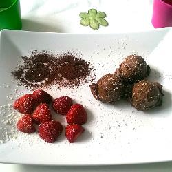 Mousse Au Chocolat (V)