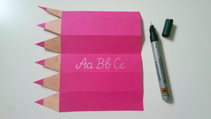 Stift Verpackung Schule 10