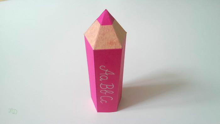 Stift Verpackung Schule 14