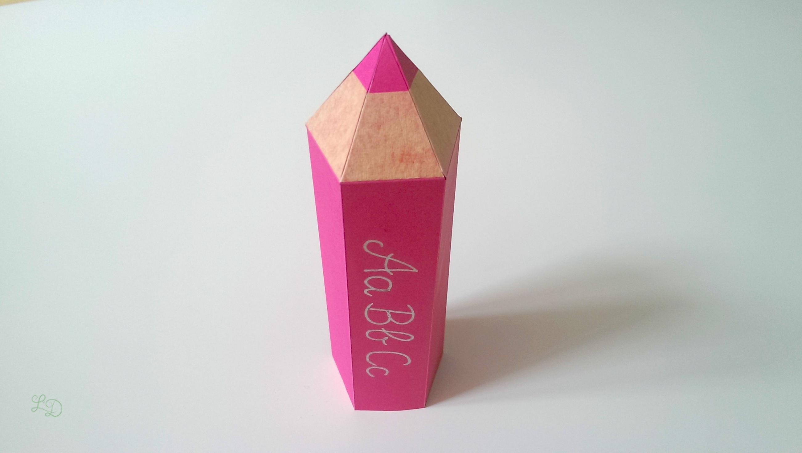 Susse Verpackung Stifte 3
