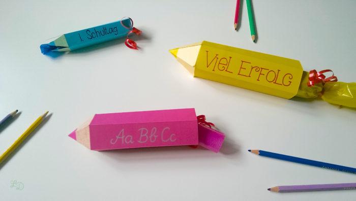 Stift Verpackung Schule 17
