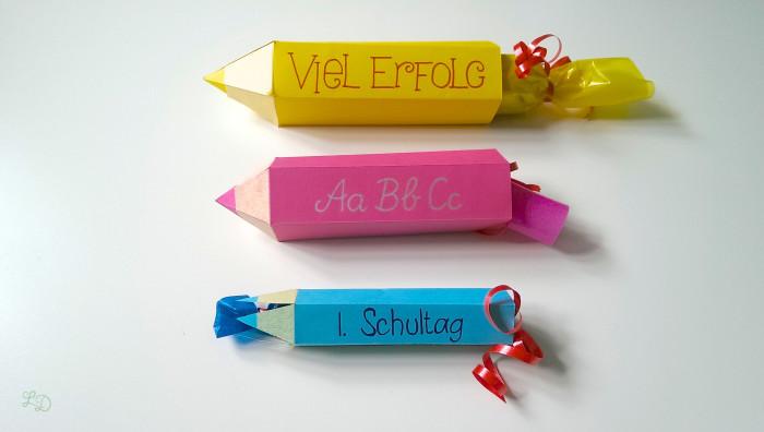 Stift Verpackung Schule 18