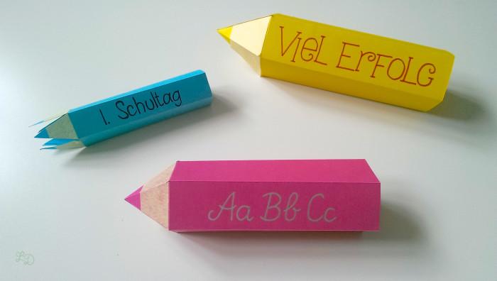 Stift Verpackung Schule 19