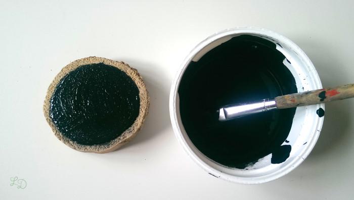 Tafelfarbe selbermachen DIY 4