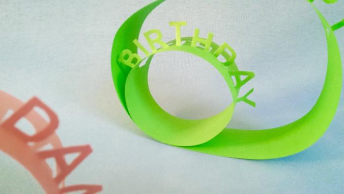 3D Pop-Up Loop 10