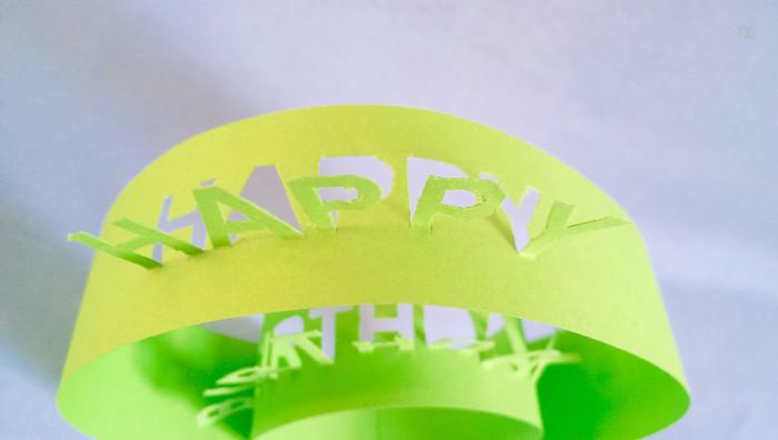 3D Pop-Up Loop 8