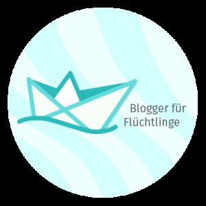 Blogger für Flüchtlinge Logo