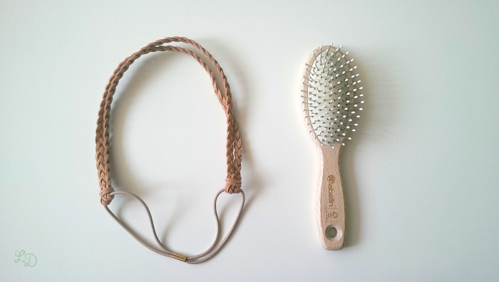 Haarband Frisur