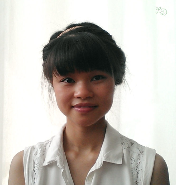 Haarband Frisur 8