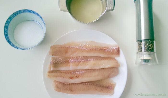 Pfirsich-Gurken-Fenchel-Salat mit Fisch 13