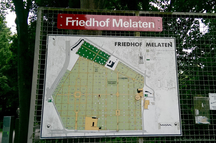 Melaten Friedhof 1