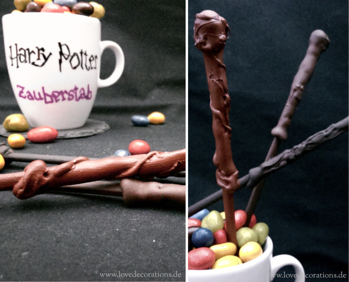 DIY Zauberstäbe, Harry Potter 20