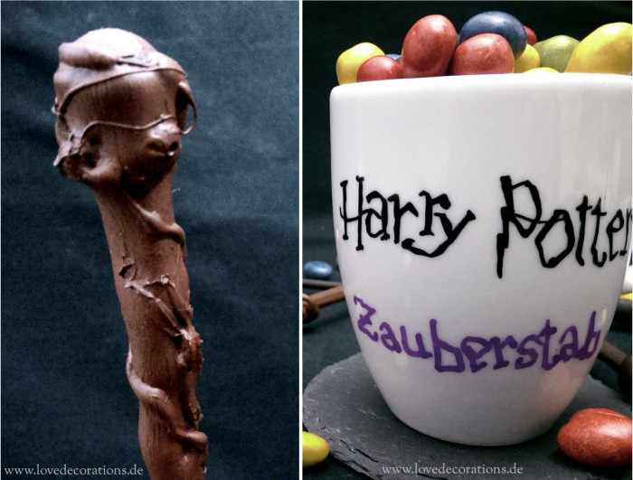 DIY Zauberstäbe, Harry Potter 18