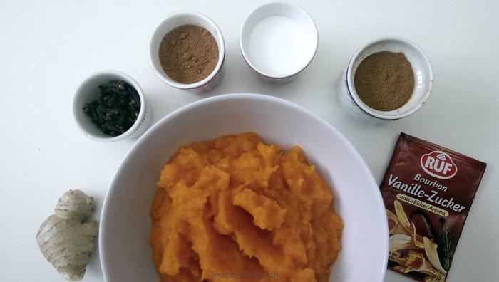 Kürbis Muffin 2