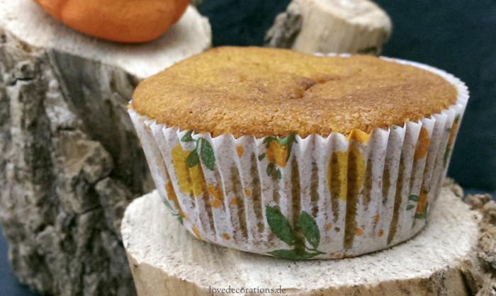 Kürbis Muffin 8