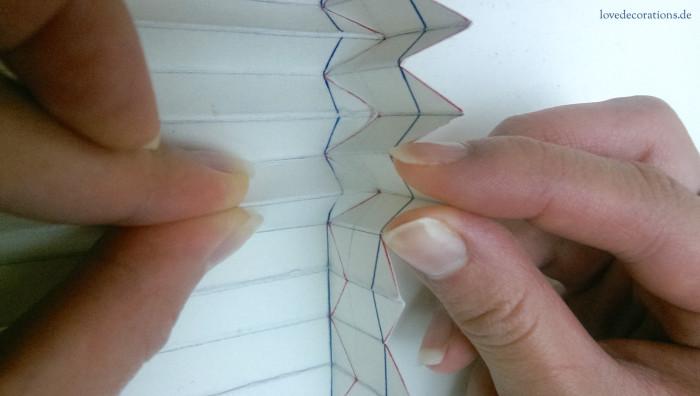 Origami Vase 10