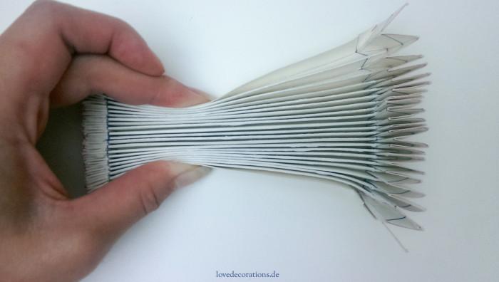 Origami Vase 12