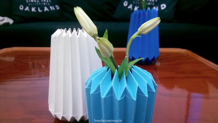 Origami Vase 17