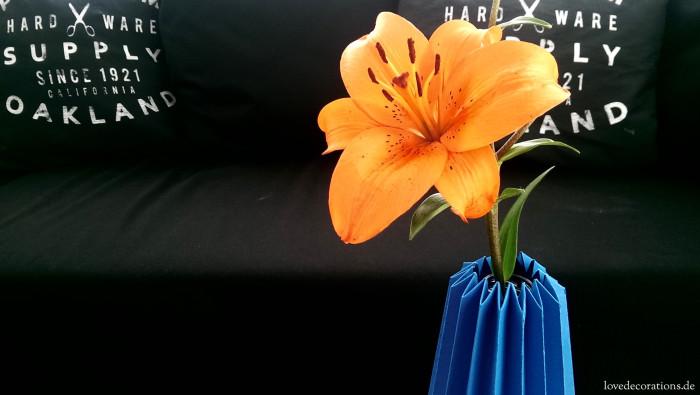 Origami Vase 20
