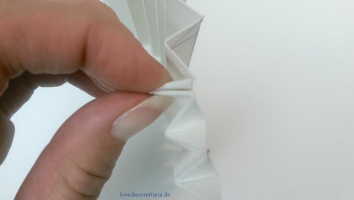 Origami Vase 8