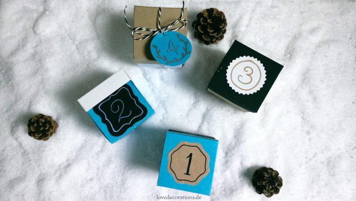 15 Minuten Adventsbox 2