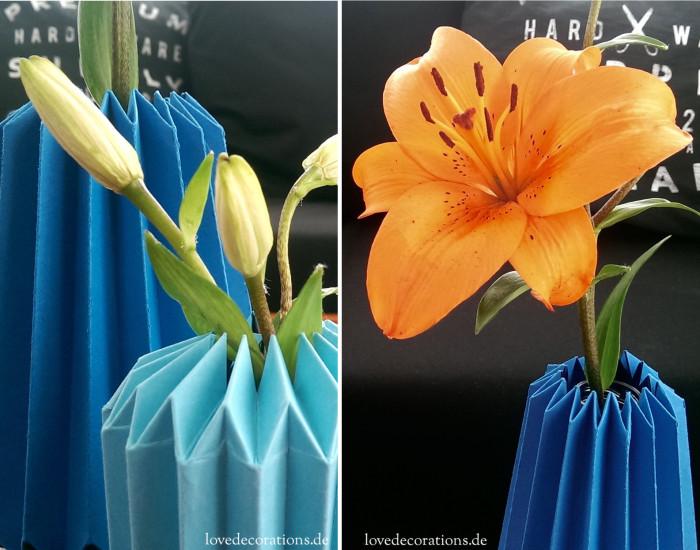 Origami Vase 27
