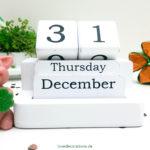 Kleines Silvester-Mitbringsel: Ferrero-Küsschen Kleeblatt