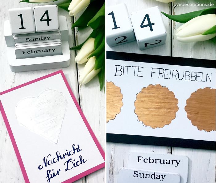DIY Rubbelkarten Valentinstag 11
