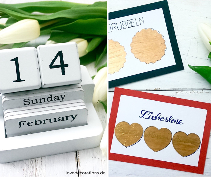 DIY Rubbelkarten Valentinstag 9