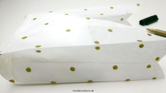 Hasen-Tüte Ostern 3