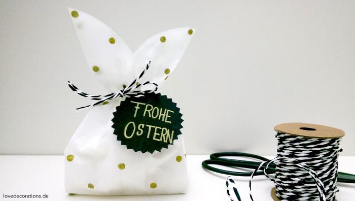 Hasen-Tüte Ostern 4