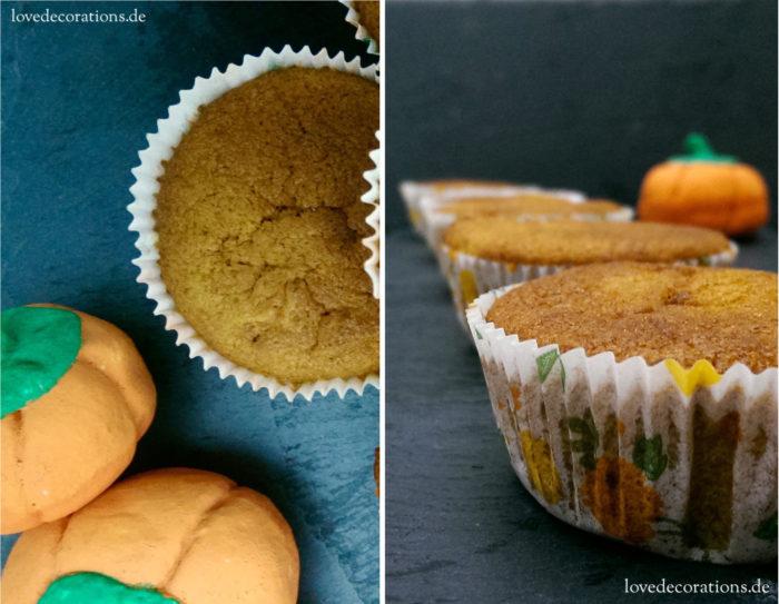 Kürbis Muffin 17