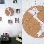 DIY Urlaubserinnerung mit CEWE Polaroid-Fotos – Give Away*