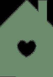 Love Decorations Haus (250)
