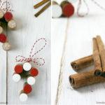 Zuckerstangen aus Korken