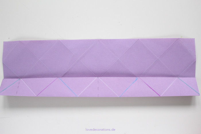 DIY Origami Vase #2 18