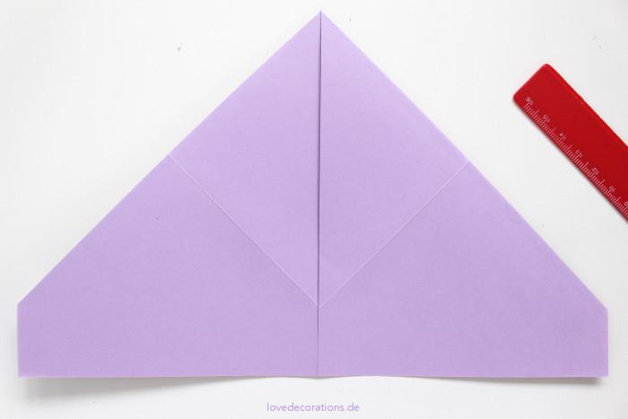 DIY Origami Vase #2 4