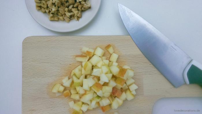 Walnuss-Apfel-Dessert 1