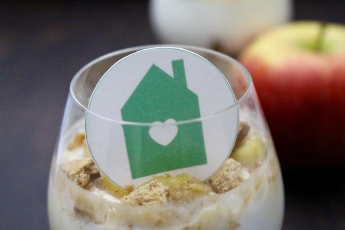 Walnuss-Apfel-Dessert 12