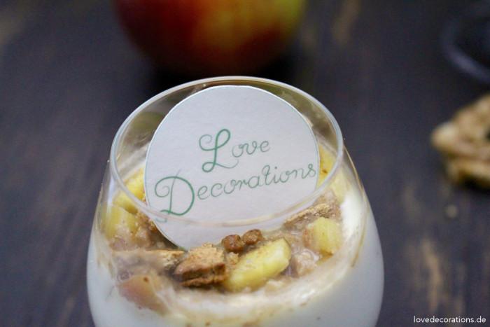Walnuss-Apfel-Dessert 8