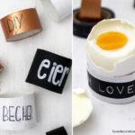 DIY Eierbecher und wie ich zur Kupfer-Liebe kam
