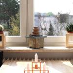 DIY Pflanzenständer aus Fotorahmen mit Otto Magazin*
