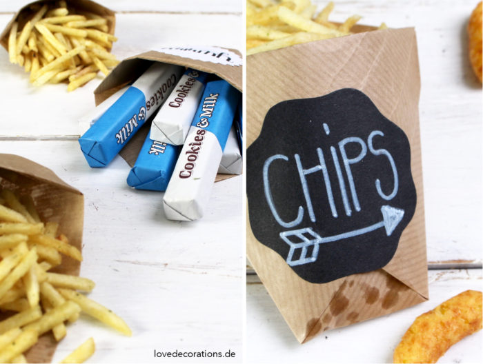 DIY Snack Bag