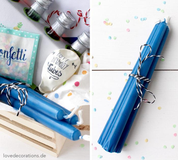 DIY Geburtstagspaket