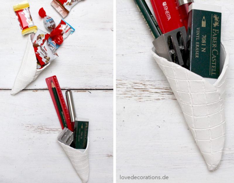 DIY Eiswaffeln aus Fimo